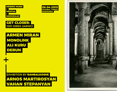 JRNY Exhibition by Arnos Martirosyan & Vahan Stepanyan