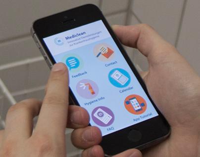 HOSPITAL HYGIENE - An app to improve hygiene