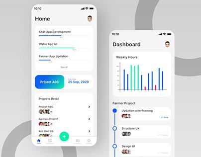 Project Management | App UI