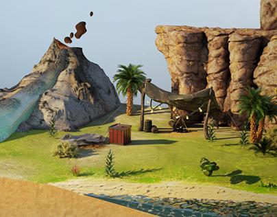 Island Meteor