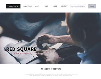 Mocap clothing sales site
