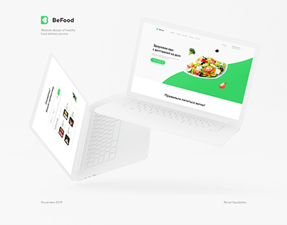 BeFood   Food Delivery Service