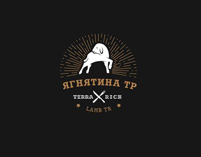 Разработка логотипа Ягнятина ТР