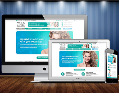 Elit Ağız ve Diş Sağlığı Polikliniği Website Design