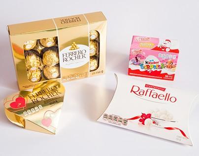 FERRERO - Chocolate packaging