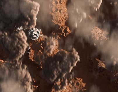 MARS 2045
