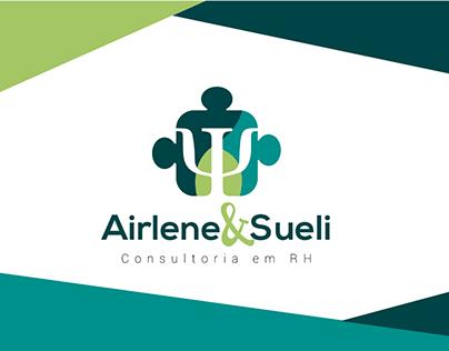 Logo Airlene & Sueli Consultoria em RH