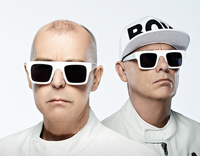 PET SHOP BOYS - FAN ART