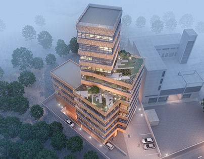 KIGALI CITY OFFICE & APARTMENTS