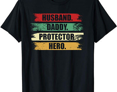 Father's day t-shirt designs.