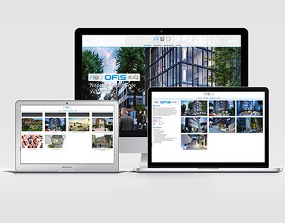 RSD İnşaat Gayrimenkul Web Sitesi