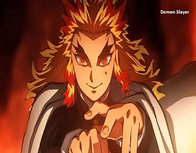 Akaza's Past and the Flame Hashira Rengoku