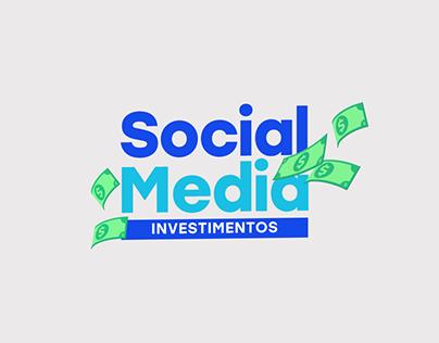 Social Media - Investimentos