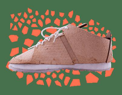   Lifestyle Shoe Design Concept