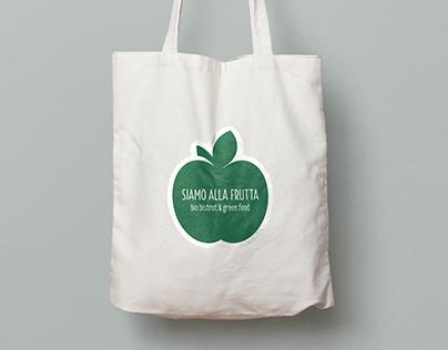 Siamo alla frutta brand identity