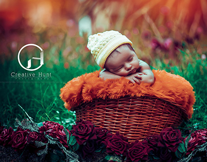 Anu krity Newborn baby shoot
