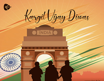 Kargil Vijay Diwas -- Kevit
