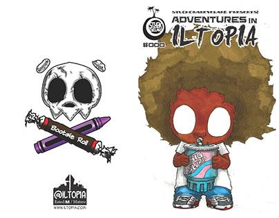 Adventures in Iltopia: Issue 0