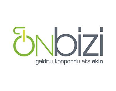 Branding ONBIZI.EU estaciones reparación bicicletas