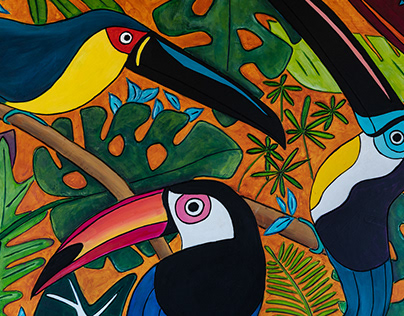 Happy Toucans