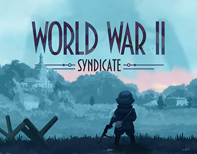 Art, Animation for WW2 Syndicate