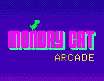 Monday Cat Arcade