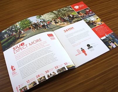 Viewbook for University Recruitment