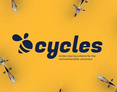 BeeCycles — Newcastle-based Bike Sharing Scheme