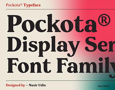 Pockota Font Family