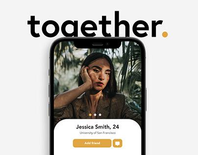 Together - UI/UX Case Study