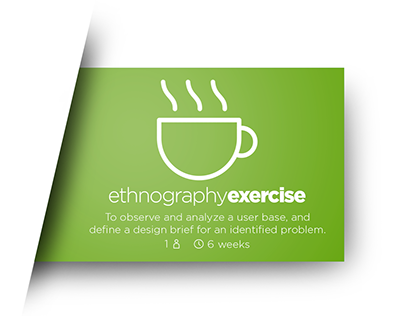 Ethnography Exercise