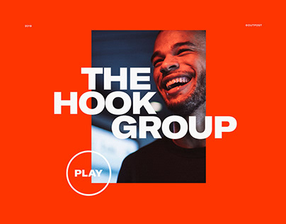 Hook Group Website