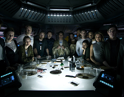 "Alien: Covenant - ""The Last Supper"""