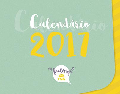 Calendário 2017 • FSG