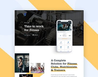 On Demand Gym App UI Design
