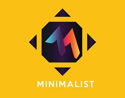 Flat/Minimalist logo