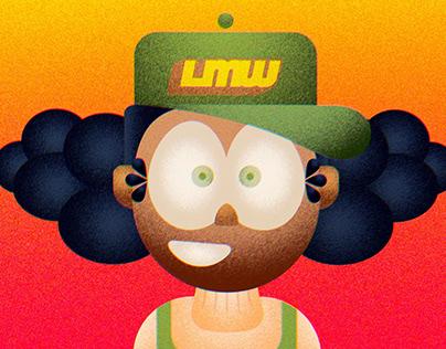 Lost Media Wiki Mascot 2D/3D Redesign