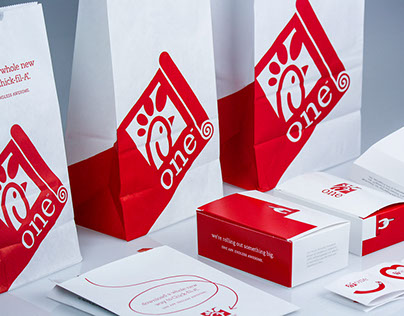 Chick-fil-A ONE | Branding & Packaging