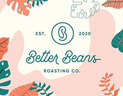 Better Beans - Logo, Brand Identity & Packaging