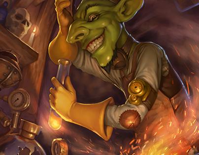 Goblin contest