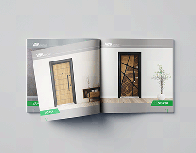 Steel Doors Catalog