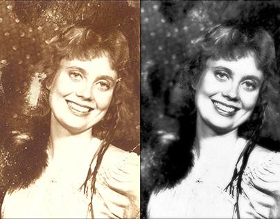 Photo and Image Restoration