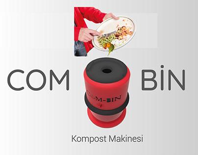 Com-Bin Kitchen Composter