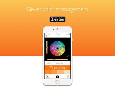 Colorfornikator App