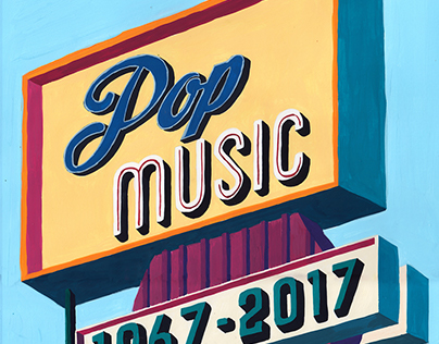 pop music — posters