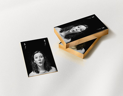 Personnal Business Cards.