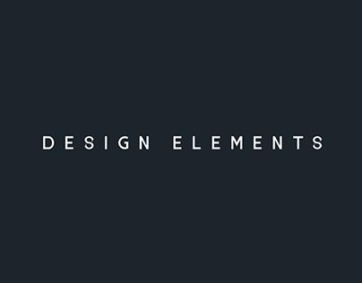 design elements branding