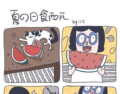 小七漫画合集