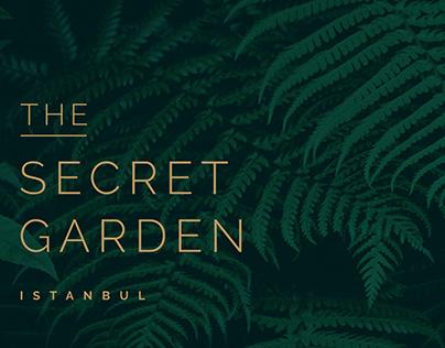 The Secret Garden Branding