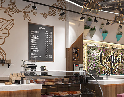 Exterior And InteriorCoffee for Caffeoe